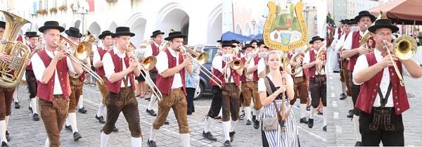 """Volksfest Mühldorf – """"viermal dabei"""""""