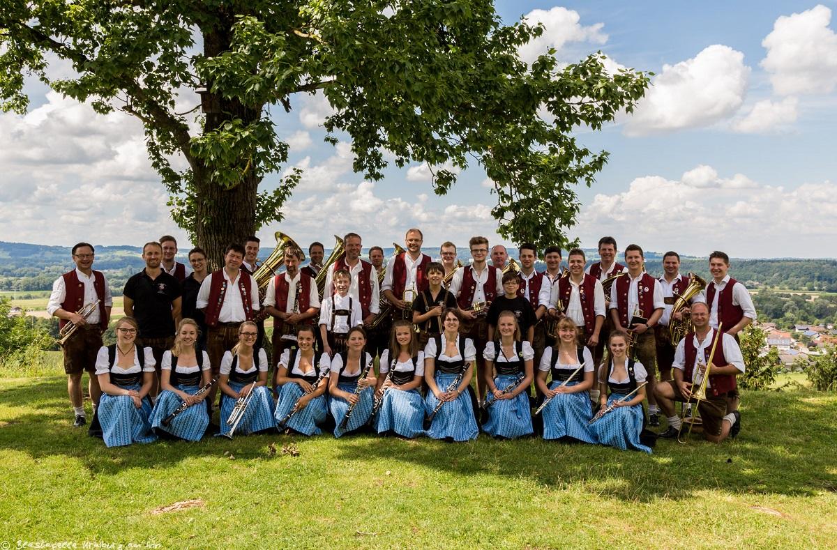 Blaskapelle_Musiker