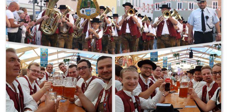 Volksfest Mühldorf – Teil 1