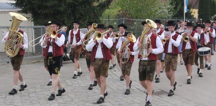 Frühlingsfest Kraiburg – tolle Tage