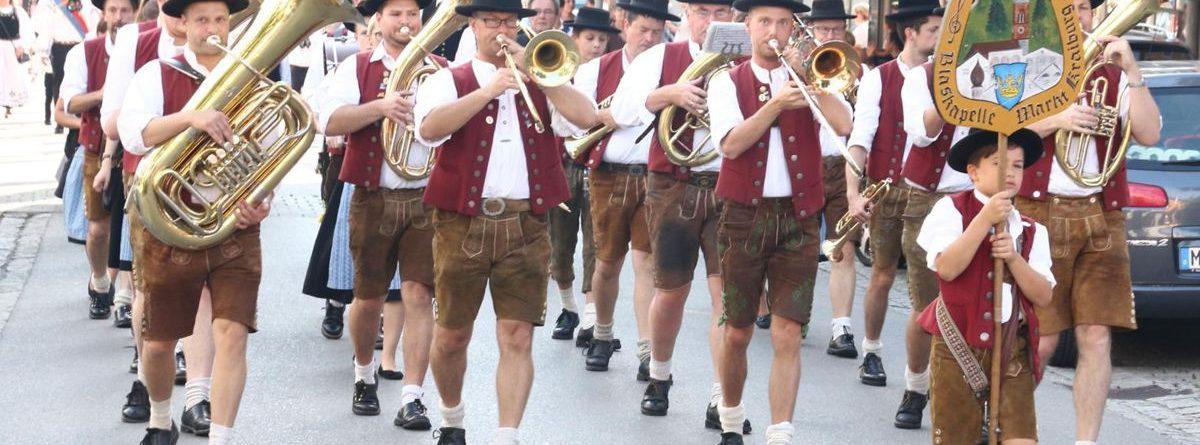 Volksfest Waldkraiburg 2018
