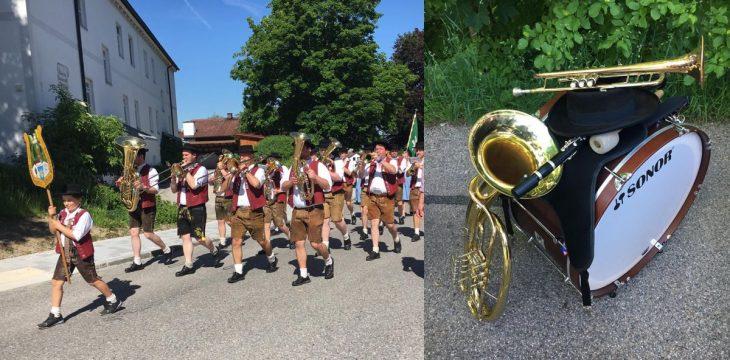 Oberbergkirchen beim Fest der Landjugend