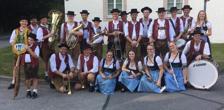 Traditionsvolksfest Mühldorf – wie immer mit dabei