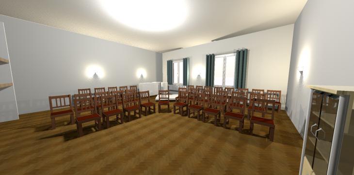 Die Blaskapelle bekommt ein neues altes Zuhause – endlich ist es soweit