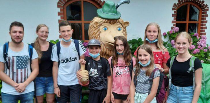 Ausflug in den Bayern-Park