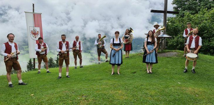 Bergmesse am Hollenauer Kreuz