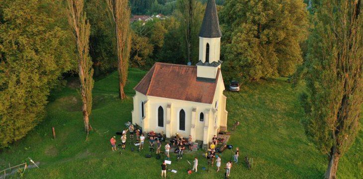 Blasmusik dahoam vom Schlossberg